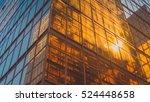 skyscraper buildings and sky... | Shutterstock . vector #524448658