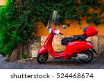 rome  italy   september 23 ... | Shutterstock . vector #524468674