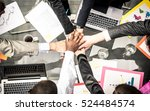 office lifestyle. daily moments ...   Shutterstock . vector #524484574