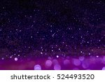 purple abstract background with ... | Shutterstock . vector #524493520