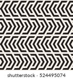 vector seamless pattern with... | Shutterstock .eps vector #524495074