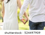 love and relationships concept  ... | Shutterstock . vector #524497909