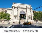 new york usa   august 20 2016   ... | Shutterstock . vector #524554978