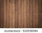 wooden texture background. teak ... | Shutterstock . vector #524558584