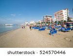 durres  albania   circa... | Shutterstock . vector #524570446