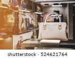 luxury handbags | Shutterstock . vector #524621764