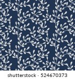 seamless pattern. print with... | Shutterstock .eps vector #524670373