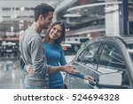 i like this car. beautiful... | Shutterstock . vector #524694328