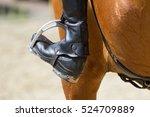 Jockey Riding Boot In The...