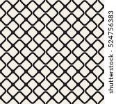 vector seamless pattern. modern ... | Shutterstock .eps vector #524756383