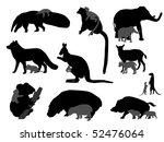 animal kids | Shutterstock .eps vector #52476064