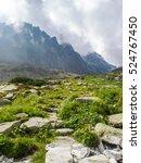 mountains   tatra mountains ... | Shutterstock . vector #524767450