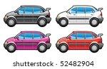 limousine | Shutterstock . vector #52482904