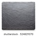 textured slate board for dishes ... | Shutterstock . vector #524829370