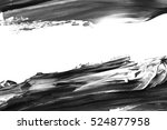abstract ink background. marble ... | Shutterstock . vector #524877958
