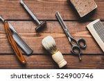 Tools For Cutting Beard...