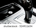 charger plug phone on car  | Shutterstock . vector #524911654