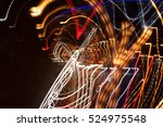 abstract light pattern. good... | Shutterstock . vector #524975548