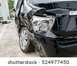 Car Crash Accident Damaged...