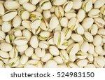 Pistachios Nuts Background