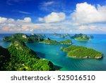 ang thong national marine park  ... | Shutterstock . vector #525016510