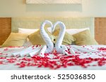 Beautiful Red Rose Flowers And...
