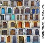 Collage Of Nevhesir Front Door...