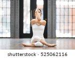 full length portrait of... | Shutterstock . vector #525062116
