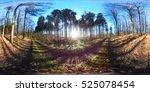 360 degrees spherical panorama ... | Shutterstock . vector #525078454