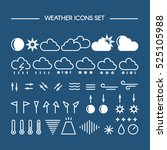 mega pack of weather icons with....