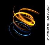 Glow Swirl Light Effect....