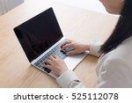 asian businesswoman | Shutterstock . vector #525112078