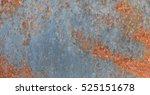 close up rust texture back... | Shutterstock . vector #525151678