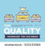 vector creative illustration of ... | Shutterstock .eps vector #525153583