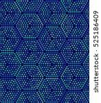 Abstract Pattern. Geometric...