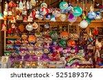 prague  czech republic  ... | Shutterstock . vector #525189376