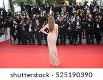 cannes  france   11 may 2016  ... | Shutterstock . vector #525190390