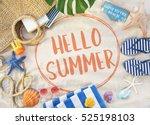 Hello Summer Vacation Message...