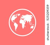 Earth.vector Icon.