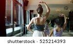 Ballet Dancer Training School...