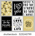 Set Of Greeting Cards For...