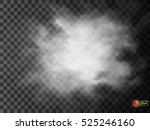fog or smoke isolated... | Shutterstock .eps vector #525246160