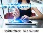 woman is using tablet pc ...   Shutterstock . vector #525260680