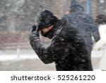 10 january 2005  istanbul... | Shutterstock . vector #525261220