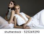 Fashion Photography. Girls In...