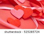 valentine's day | Shutterstock . vector #525285724