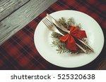 Cutlery For Christmas Dinner....
