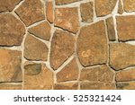 Stone Wall Texture Background...