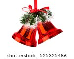 Christmas Bells With A Red Bow...