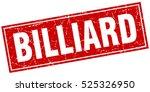 billiard. stamp. square grunge...   Shutterstock .eps vector #525326950